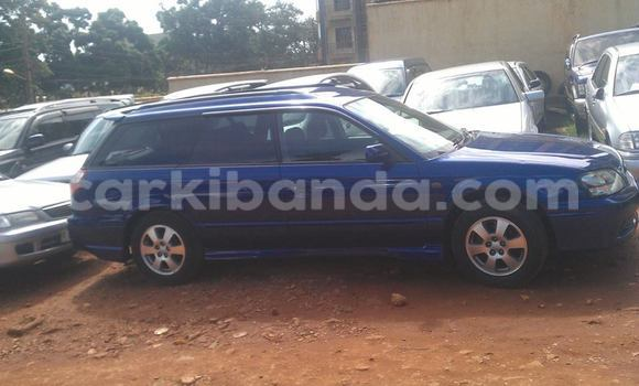 Buy Used Subaru Outback Blue Car in Arua in Uganda