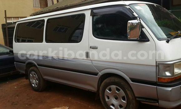 Buy Used Toyota Hilux Black Car in Kampala in Uganda