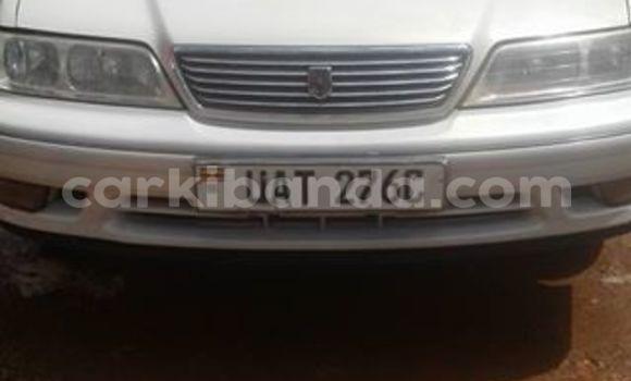 Buy Used Toyota Mark II Black Car in Kampala in Uganda