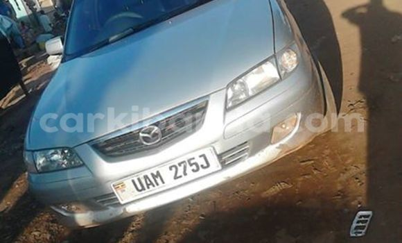 Buy Used Mazda Atenza Silver Car in Kampala in Uganda