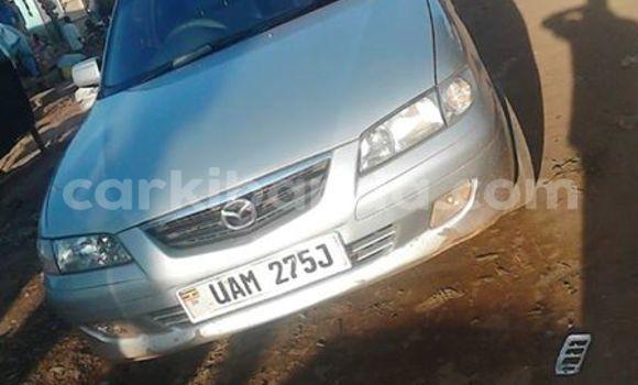 Buy Used Mazda Atenza Silver Car in Kampala in Uganda