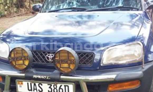 Buy Used Toyota RAV4 Blue Car in Kampala in Uganda