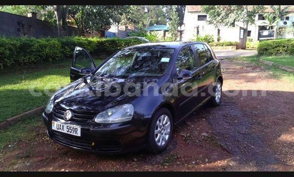 Buy Used Volkswagen Golf Black Car in Kampala in Uganda