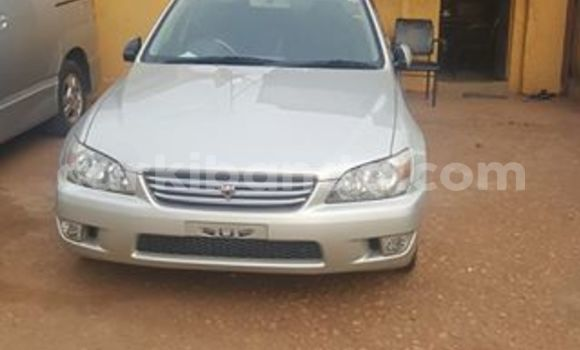 Buy Used Toyota Altezza Silver Car in Kampala in Uganda