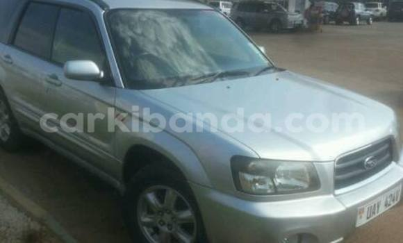Buy Used Subaru Outback Silver Car in Kampala in Uganda