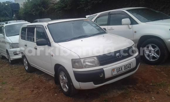 Buy Used Toyota Probox White Car in Kampala in Uganda