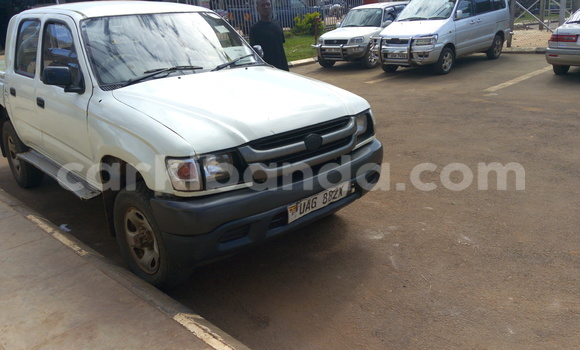 Buy Used Toyota Ade White Truck in Gulu in Uganda