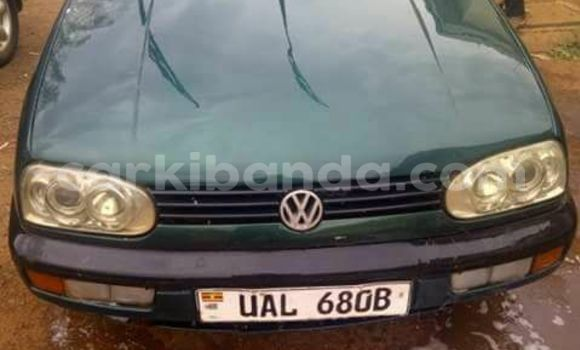 Buy Used Volkswagen Golf Car in Kampala in Uganda