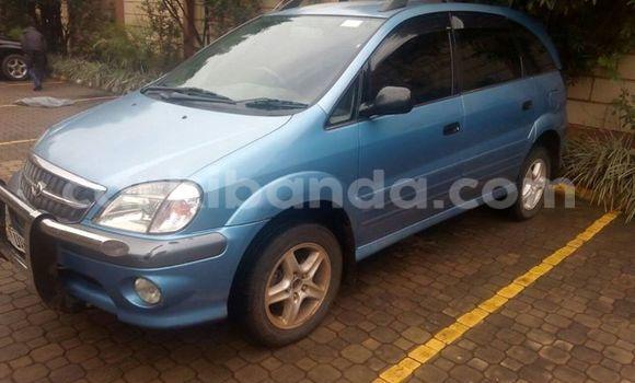 Buy Used Toyota Noah Blue Car in Kampala in Uganda