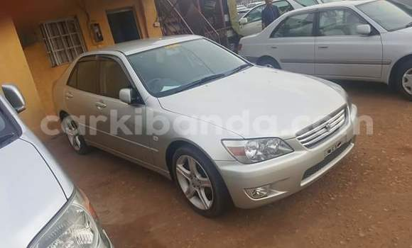 Buy New Toyota Altezza Silver Car in Kampala in Uganda