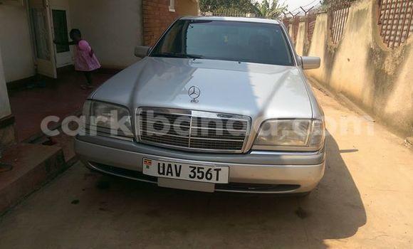 Buy Used Mercedes Benz 200 Silver Car in Kampala in Uganda
