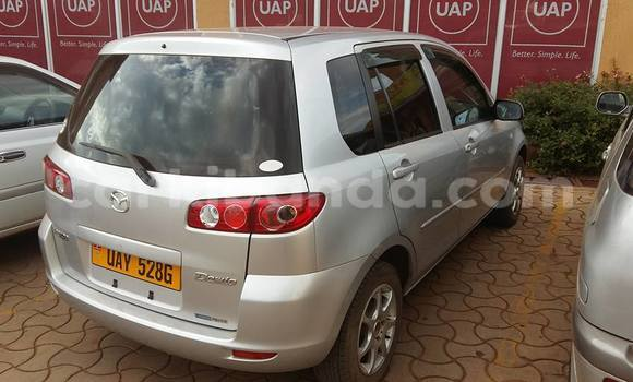 Buy Used Mazda 323 Silver Car in Arua in Uganda