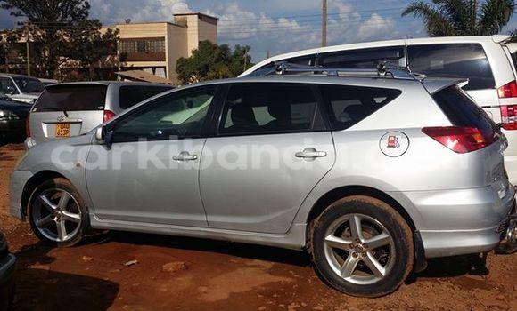 Buy Used Toyota Caldina Silver Car in Kampala in Uganda