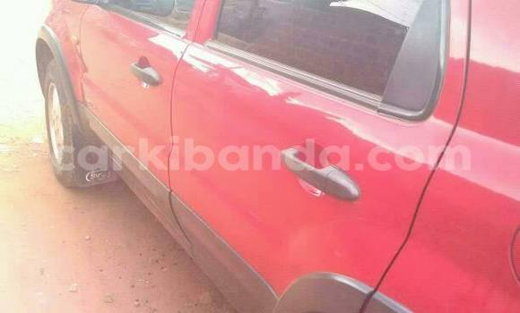 Buy Used Ford Focus Red Car in Kampala in Uganda