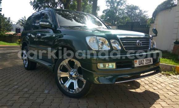 Buy Used Toyota Land Cruiser Car in Kampala in Uganda