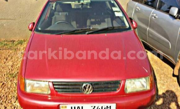 Buy Used Volkswagen Golf Red Car in Kampala in Uganda