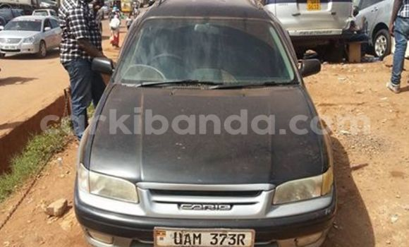 Buy Used Toyota Carina Black Car in Kampala in Uganda