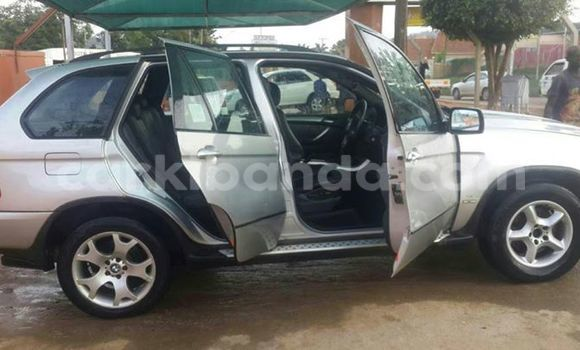 Buy Used BMW X5 Silver Car in Kampala in Uganda