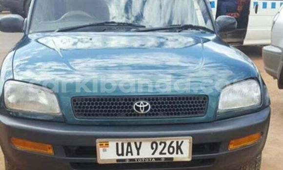 Buy Used Toyota RAV4 Black Car in Kampala in Uganda