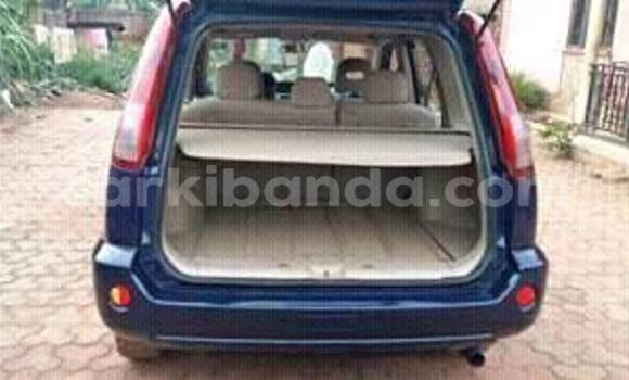 Buy Used Nissan X–Trail Blue Car in Kampala in Uganda