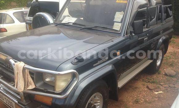 Buy Used Toyota Land Cruiser Black Car in Kampala in Uganda