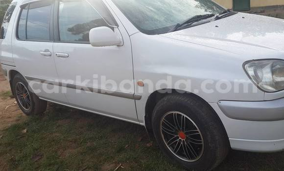 Buy Used Toyota Raum White Car in Kampala in Uganda