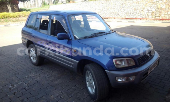 Buy Used Toyota RAV4 Blue Car in Mukono in Uganda