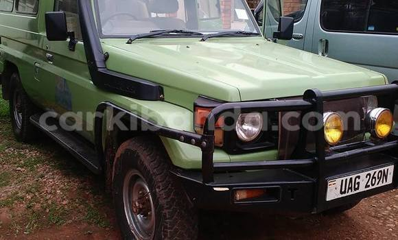 Buy Used Toyota Land Cruiser Car in Arua in Uganda