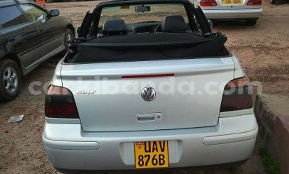 Buy Used Volkswagen Golf Silver Car in Kampala in Uganda