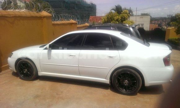 Buy Used Subaru Legacy White Car in Kampala in Uganda