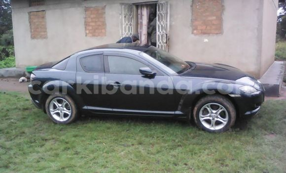 Buy Used Mazda RX-8 Black Car in Kampala in Uganda