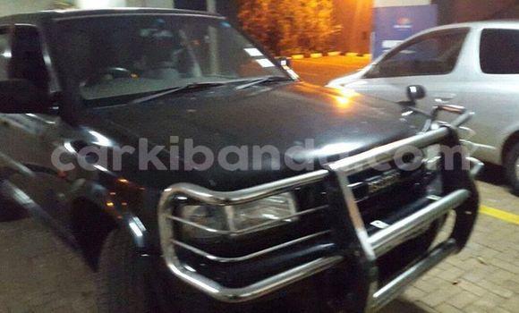 Buy Used Isuzu Wizard Black Car in Kampala in Uganda