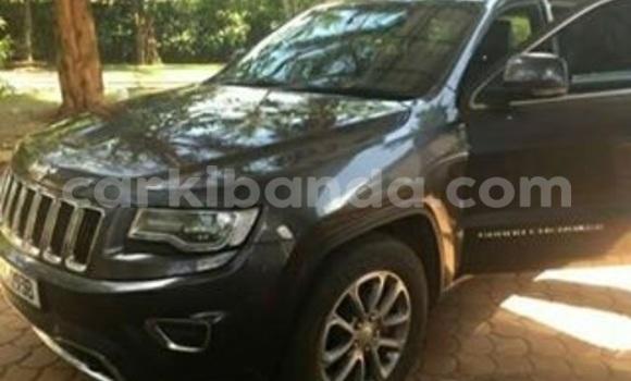 Buy Used Jeep Liberty Black Car in Kampala in Uganda