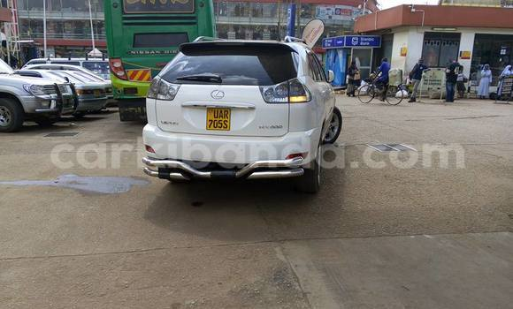 Buy Used Lexus RX 300 White Car in Kampala in Uganda