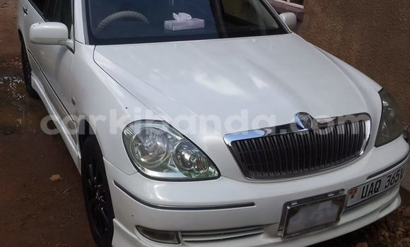 Buy Used Toyota Progress White Car in Arua in Uganda