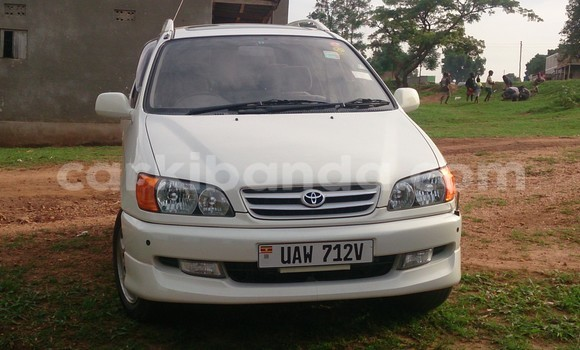 Buy Used Toyota IST White Car in Arua in Uganda