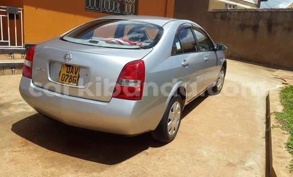 Buy Used Nissan Primera Silver Car in Kampala in Uganda