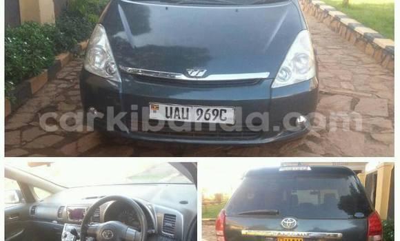 Buy Used Toyota Wish Black Car in Kampala in Uganda