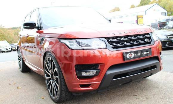 Buy Used Land Rover Range Rover Red Car in Kampala in Uganda