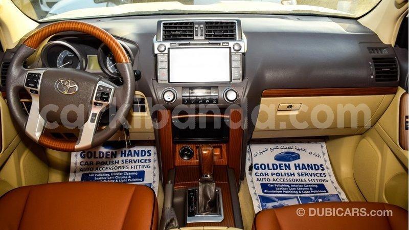 Big with watermark toyota prado uganda import dubai 8168