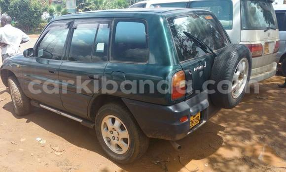 Buy Used Toyota RAV4 Car in Kampala in Uganda
