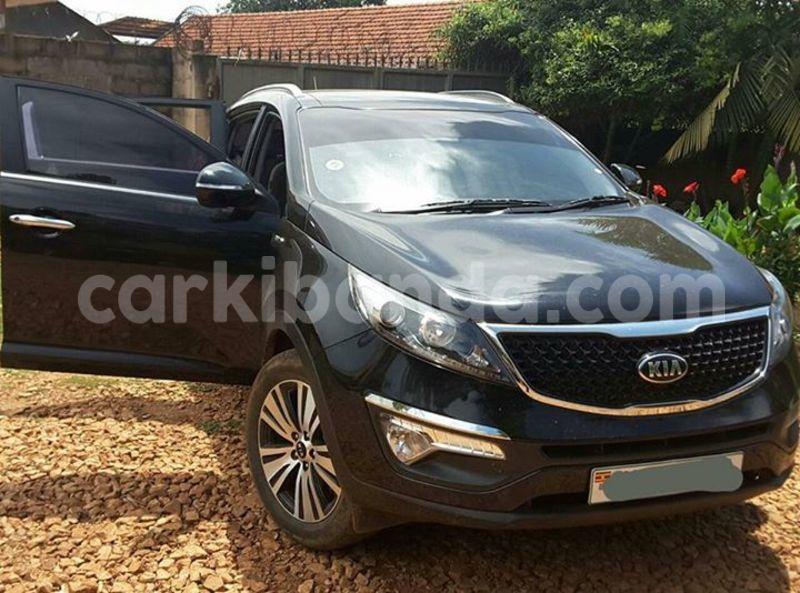 Buy Used Kia Sportage Black Car In Kampala In Uganda Carkibanda