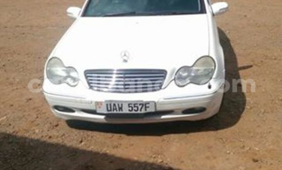 Buy Used Mercedes‒Benz C–Class White Car in Kampala in Uganda