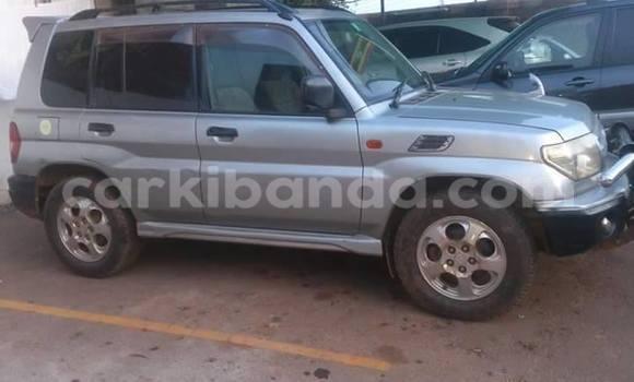Buy Used Mitsubishi Carisma Silver Car in Kampala in Uganda