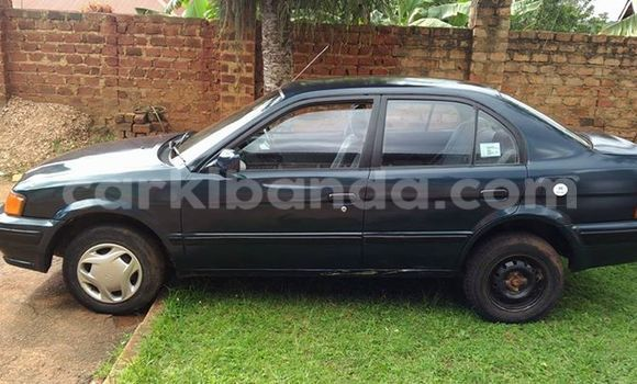 Buy Used Toyota Corsa Black Car in Kampala in Uganda