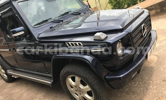 Buy Used Mercedes Benz GL–Class Black Car in Kampala in Uganda