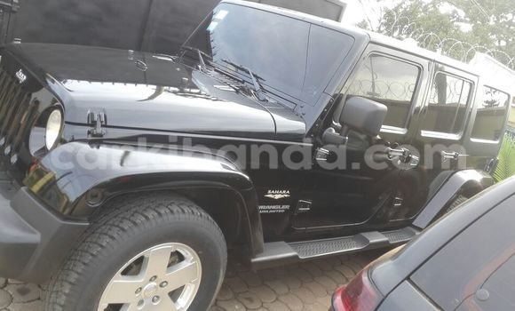 Buy Used Jeep Patriot Black Car in Kampala in Uganda