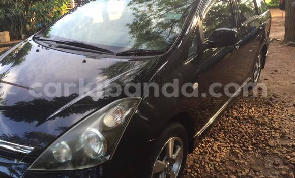 Buy Used Toyota Wish Black Car in Kampala in Uganda