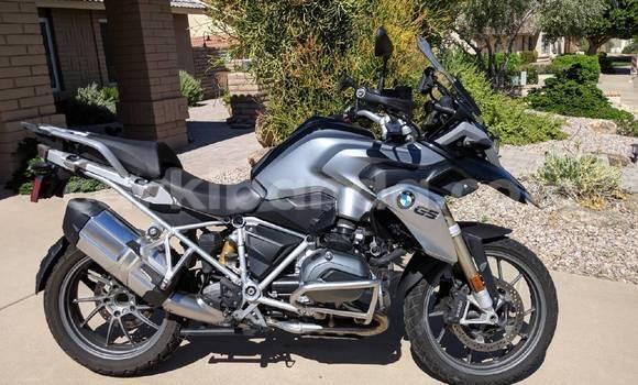 Buy Used Bmw R 1200 Gs Silver Bike In Kampala In Uganda Carkibanda