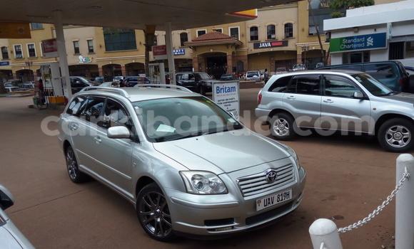Buy Used Toyota Avensis Silver Car in Arua in Uganda